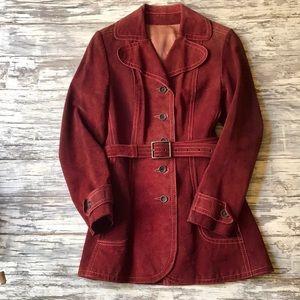 Vintage Suede Jacket 🧥
